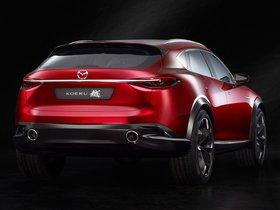Ver foto 5 de Mazda Koeru Concept 2015