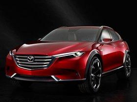 Fotos de Mazda Koeru Concept 2015