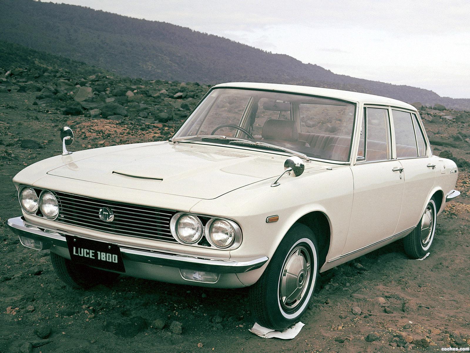 Foto 0 de Mazda Luce 1966