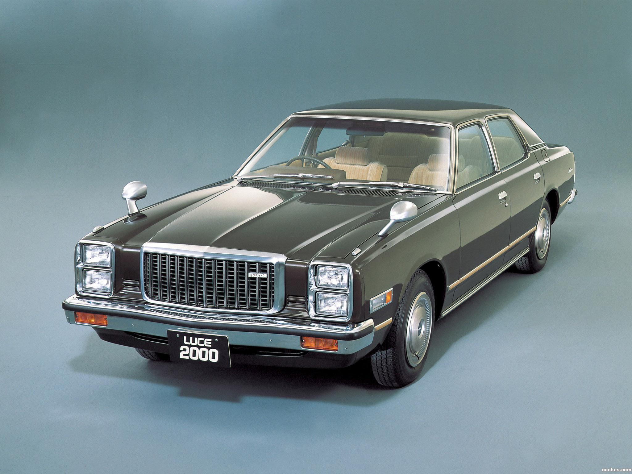 Foto 0 de Mazda Luce 2000 Regard 1978