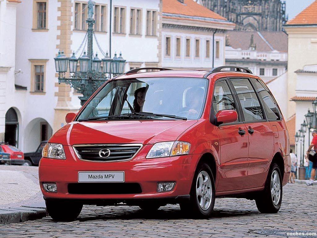 Foto 0 de Mazda MPV 1999