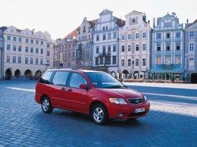 Ver foto 4 de Mazda MPV 1999