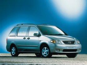 Ver foto 3 de Mazda MPV 1999