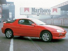 Ver foto 2 de Mazda MX-3 1991