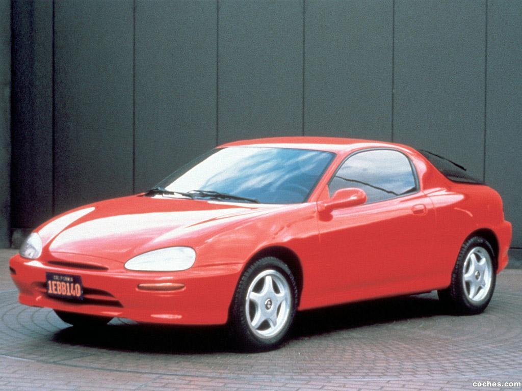 Foto 0 de Mazda MX-3 Concept 1990