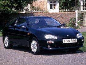 Fotos de Mazda MX-3 UK 1991