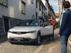 Ver foto 3 de Mazda MX-30 1st Edition 2020