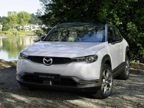 Ver foto 8 de Mazda MX-30 1st Edition 2020