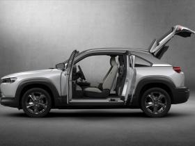 Ver foto 12 de Mazda MX-30 1st Edition 2020
