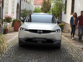 Ver foto 1 de Mazda MX-30 1st Edition 2020