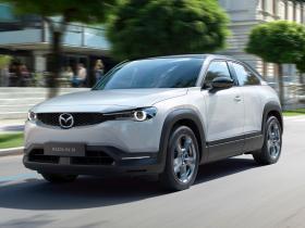 Ver foto 5 de Mazda MX-30 1st Edition 2020