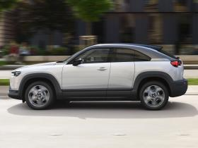 Ver foto 4 de Mazda MX-30 1st Edition 2020