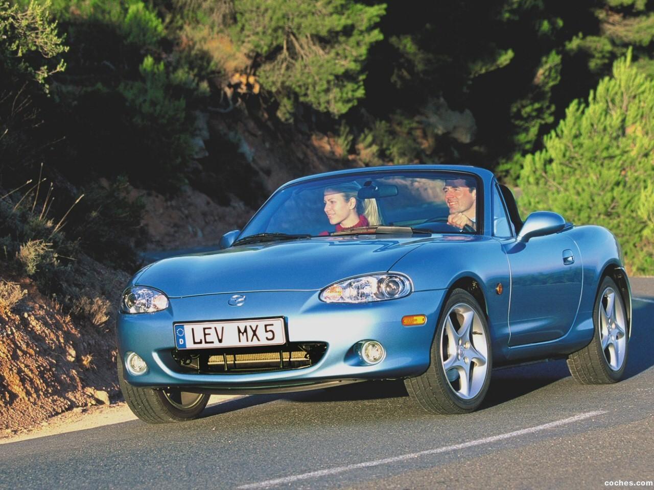 Foto 0 de Mazda MX-5 1997