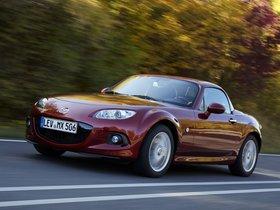Ver foto 2 de Mazda MX-5 (NC) 2013