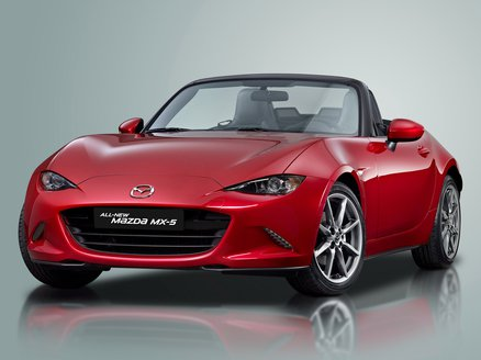 Mazda Mx-5 1.5 Pulse Soft Top