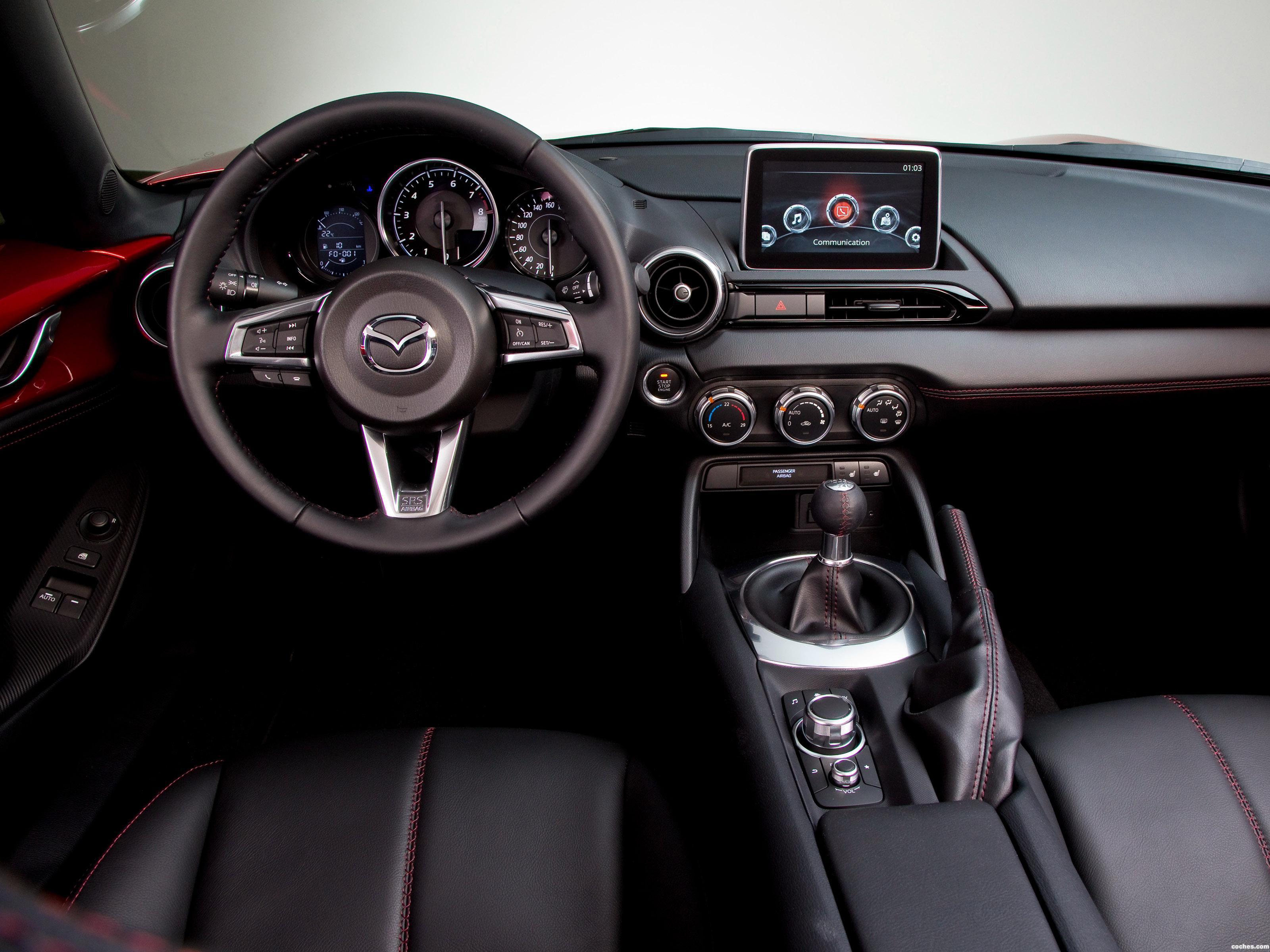 Foto 15 de Mazda MX-5 Roadster 2015