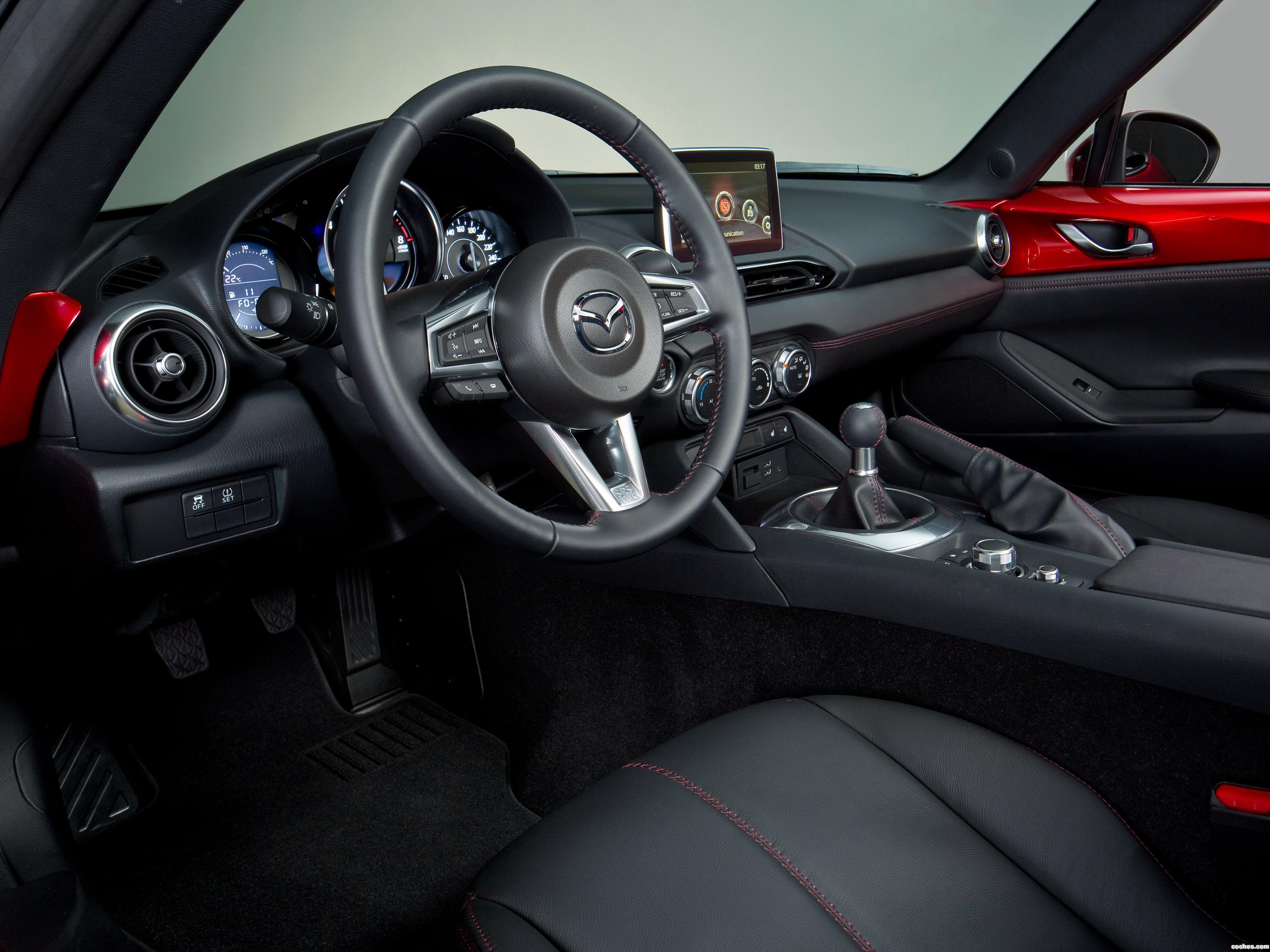 Foto 14 de Mazda MX-5 Roadster 2015