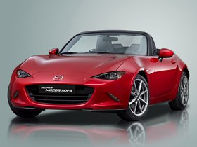 Fotos de Mazda MX-5 Roadster 2015