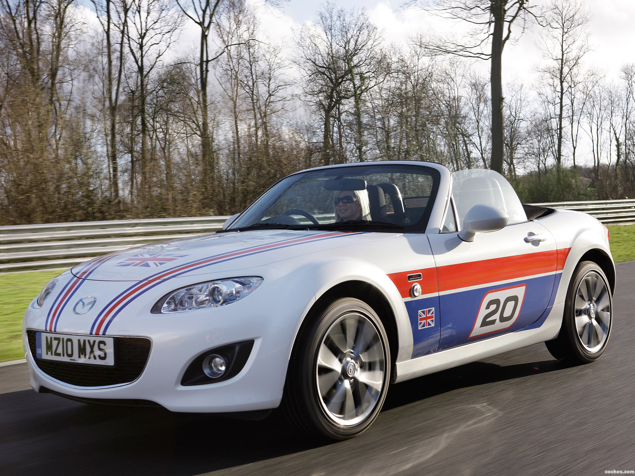 Foto 0 de Mazda MX-5 20th Anniversary Limited Edition UK 2010