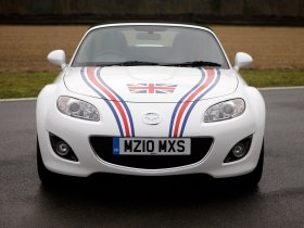 Ver foto 3 de Mazda MX-5 20th Anniversary Limited Edition UK 2010