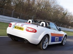Ver foto 2 de Mazda MX-5 20th Anniversary Limited Edition UK 2010