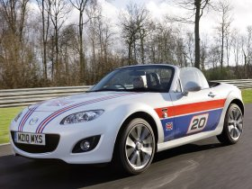 Ver foto 1 de Mazda MX-5 20th Anniversary Limited Edition UK 2010