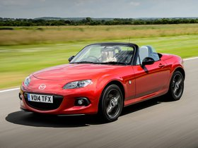 Ver foto 8 de Mazda MX-5 25th Anniversary NC3 UK 2014