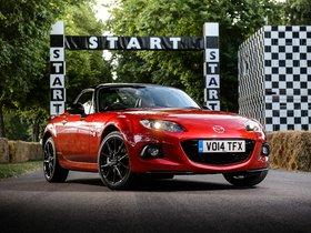 Ver foto 4 de Mazda MX-5 25th Anniversary NC3 UK 2014
