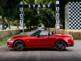 Ver foto 3 de Mazda MX-5 25th Anniversary NC3 UK 2014