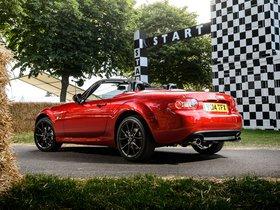 Ver foto 2 de Mazda MX-5 25th Anniversary NC3 UK 2014