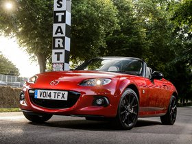 Fotos de Mazda MX-5 25th Anniversary NC3 UK 2014