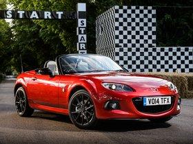 Ver foto 13 de Mazda MX-5 25th Anniversary NC3 UK 2014
