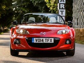 Ver foto 12 de Mazda MX-5 25th Anniversary NC3 UK 2014