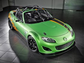 Fotos de Mazda MX-5 GT Race Car 2011