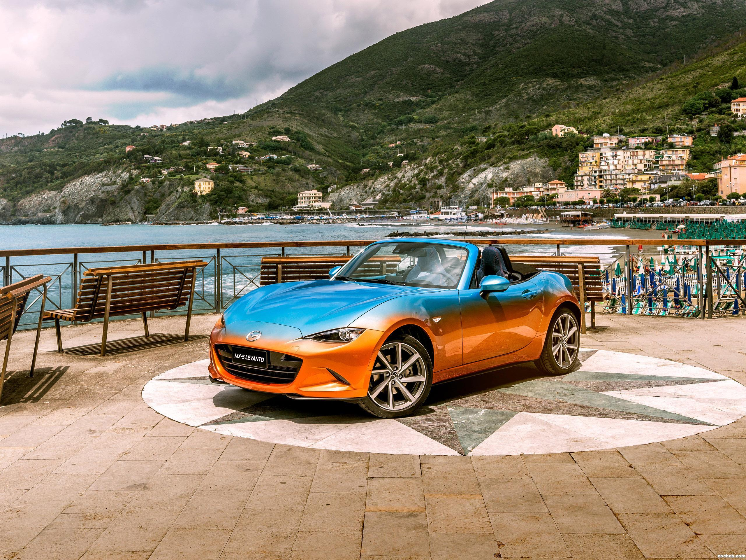 Foto 3 de Mazda MX-5 Levanto by Garage Italia Customs 2016