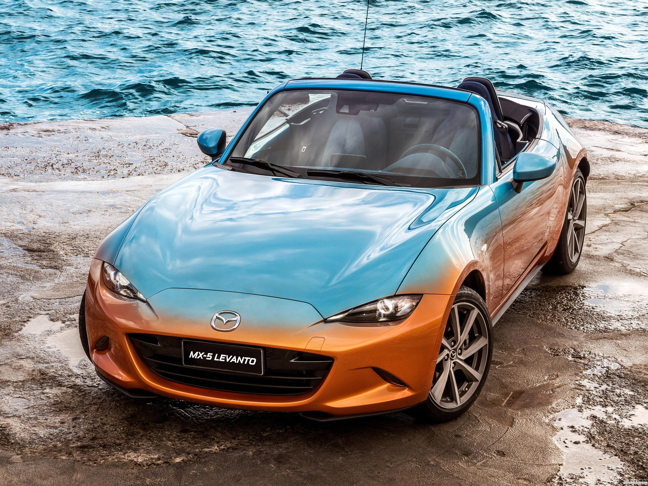 Foto 1 de Mazda MX-5 Levanto by Garage Italia Customs 2016