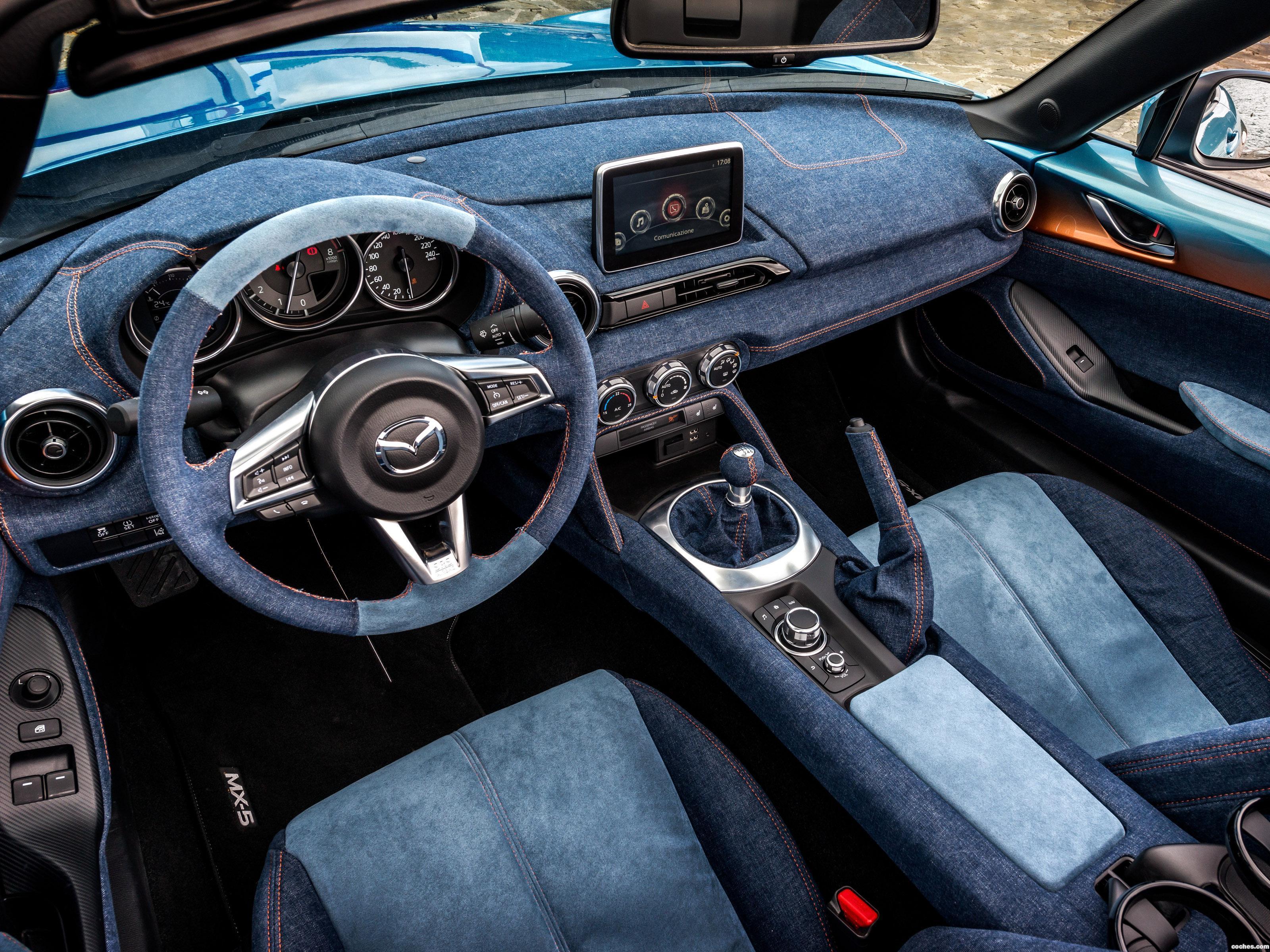 Foto 15 de Mazda MX-5 Levanto by Garage Italia Customs 2016