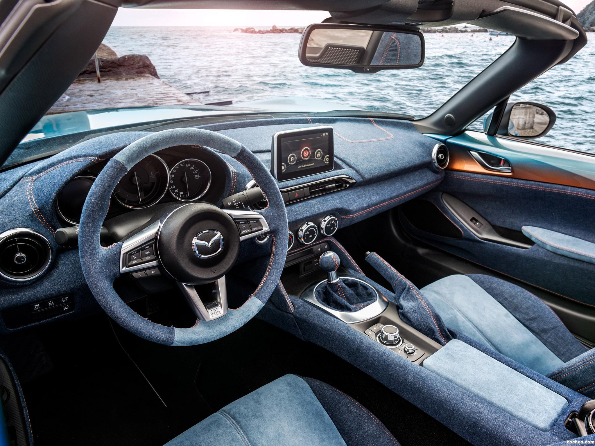 Foto 14 de Mazda MX-5 Levanto by Garage Italia Customs 2016