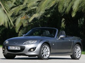 Fotos de Mazda MX-5 Roadster 2008