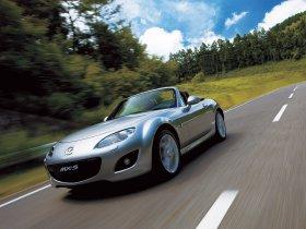 Ver foto 15 de Mazda MX-5 Roadster 2008