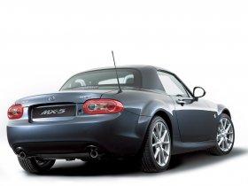 Ver foto 5 de Mazda MX-5 Roadster Coupe 2008