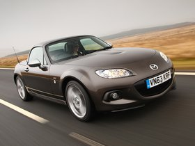 Fotos de Mazda MX-5 Roadster Coupe Sport Venture 2014