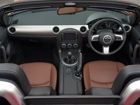 Ver foto 3 de Mazda MX-5 Roadster Coupe Venture Edition UK 2013