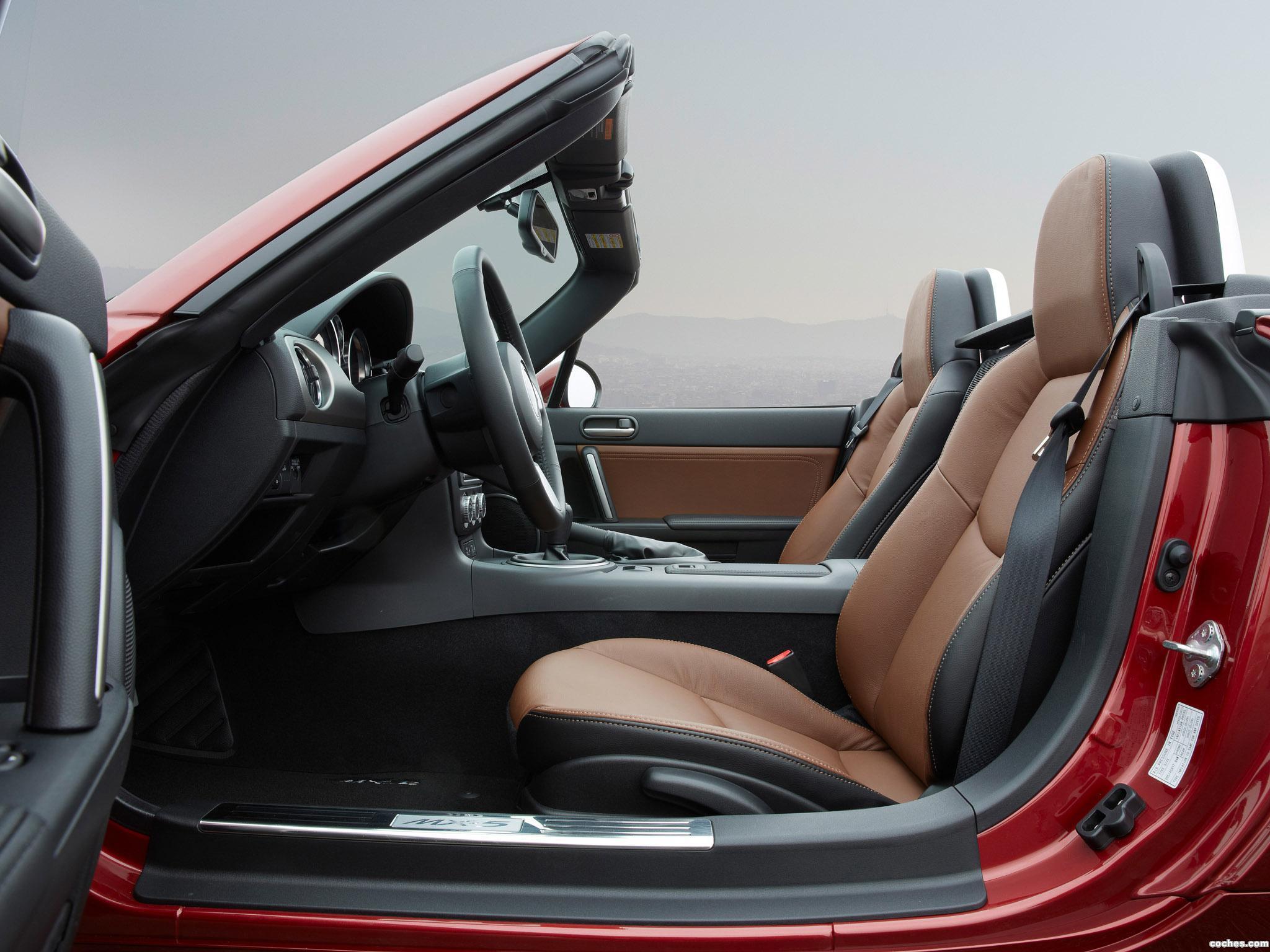 Foto 6 de Mazda MX-5 Roadster Spring Edition 2013