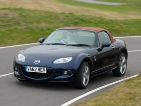 Ver foto 4 de Mazda MX-5 Roadster Coupe Venture Edition UK 2013