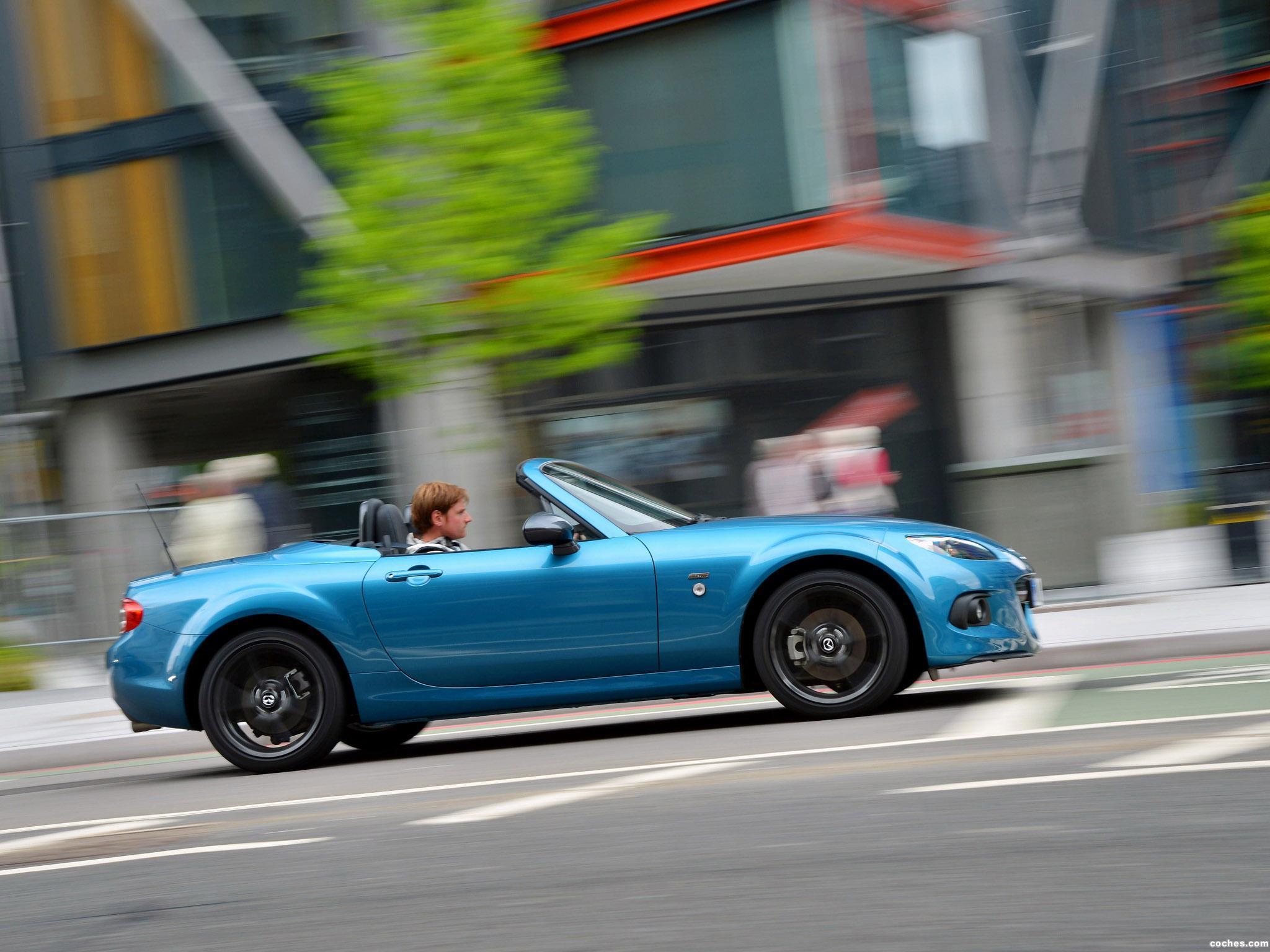 Foto 10 de Mazda MX-5 Sport Graphite Limited Edition UK 2013