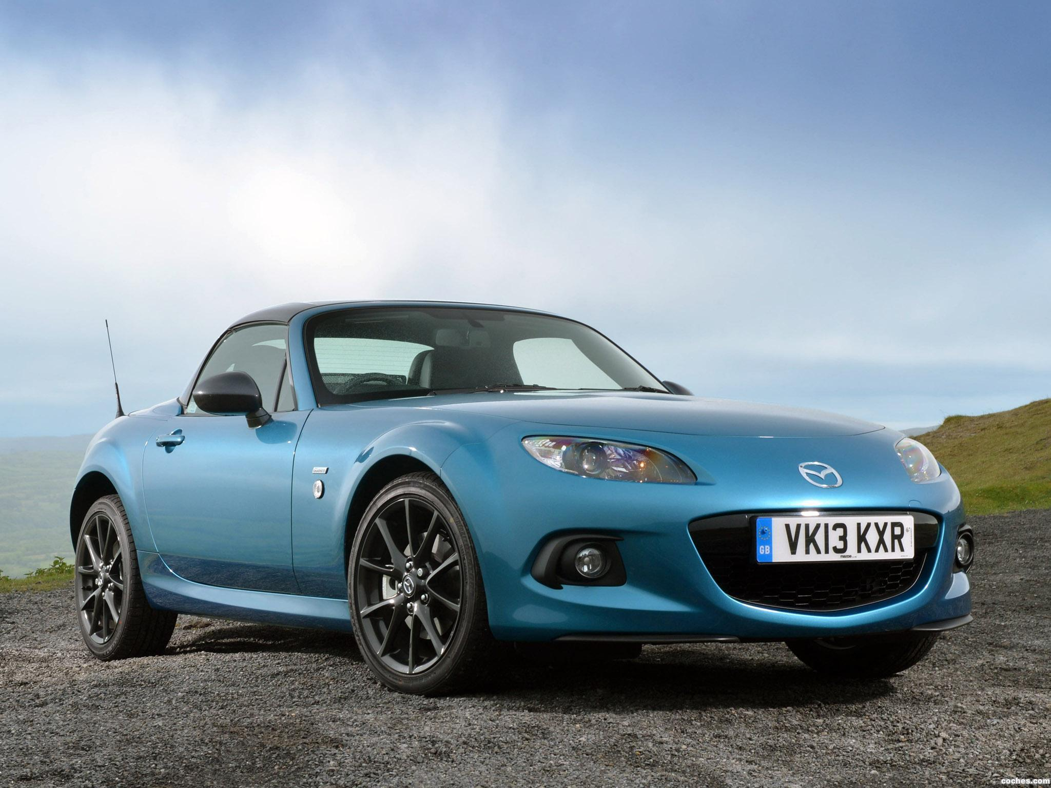 Foto 1 de Mazda MX-5 Sport Graphite Limited Edition UK 2013