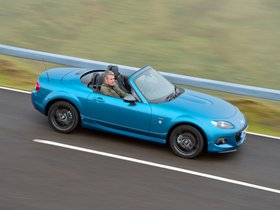 Ver foto 10 de Mazda MX-5 Sport Graphite Limited Edition UK 2013