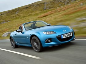 Ver foto 9 de Mazda MX-5 Sport Graphite Limited Edition UK 2013