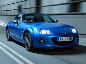 Ver foto 1 de Mazda MX-5 Sport Graphite Limited Edition UK 2013